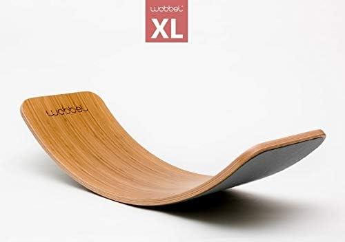 Wobbel XL bamb/ù con Topo in Feltro