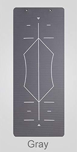 EVEYYGD 1850 * 800 * 15 mm Colchoneta de Yoga para ...
