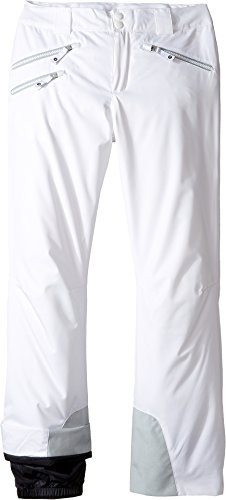 Marmot Kids Girl's Slopestar Pants (Little Kids/Big Kids) True White Small by Marmot
