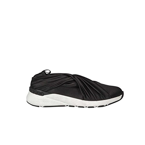 Slip Black Sneakers Women's 2J004K0201SAST000 Casadei On Fabric PwHqc8
