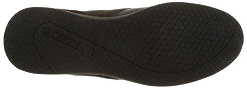 Black A Marrone Mud Uomo Alte U Sneaker Geox Avery UEvxq8P