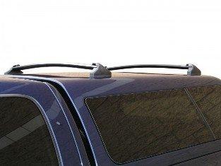 ProRac Permanent Roof Top U0026 Truck Cap Rack (44 Inch Crossbars   Flat)