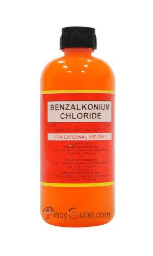 Бензалкония хлорида 120 мл