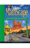 MathScape: Seeing and Thinking Mathematically, Course 3, (Glencoe Mathematics) (CREATIVE PUB: MATHSCAPE) (Readiness Standards Algebra)