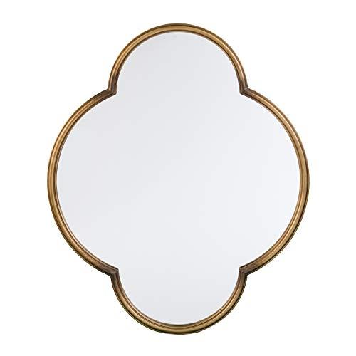 Southern Enterprises Willis Wall Mirror, Gold