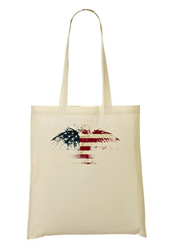 Sac Eagle tout provisions Fourre à Sac Flag USA ASFqxwCnpC
