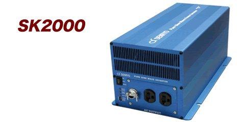 電菱 インバーター SK2000-124 B005PW4CHA  - -