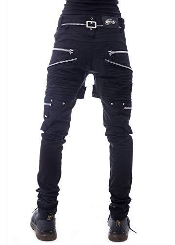 Pantalón Pantalón Vixxsin Negro Para Pantalón Mujer Mujer Mujer Para Pantalón Negro Para Vixxsin Vixxsin Negro Vixxsin nf7nFCqw