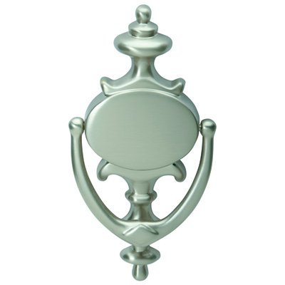 Schlage SC23107B619 Satin Nickel 5 Inch Center To Center Door Knocker