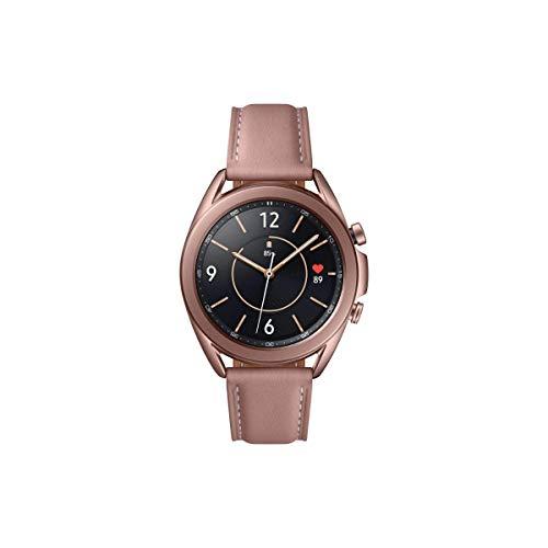 Samsung Galaxy Watch 3, Ronde Bluetooth Smartwatch voor Android, Draaibare Lunette, Fitnesshorloge, Fitnesstracker…