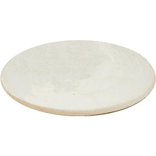 Primo Natural Finished Pizza Stone, 16-Inch