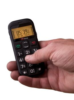 big button phone for the elderly