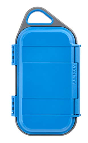 Pelican Go G40 Case - Waterproof Case (Surf - Pelican Blue Micro Case