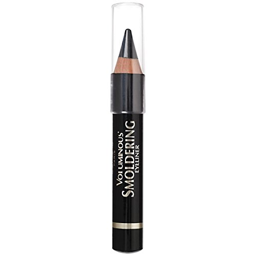 L'Oreal Paris Voluminous Smoldering Eyeliner, Black (Packaging May Vary)