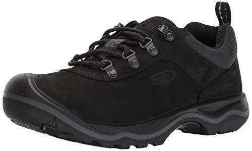 KEEN Shoe Men's Lace Rialto Walking Everyday Black Zq8B4wZp