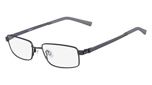 FLEXON Eyeglasses E1050 033 Satin Gunmetal 54MM