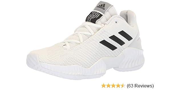 en soldes 4e7ab debee adidas Originals Men's Pro Bounce 2018 Low Basketball Shoe
