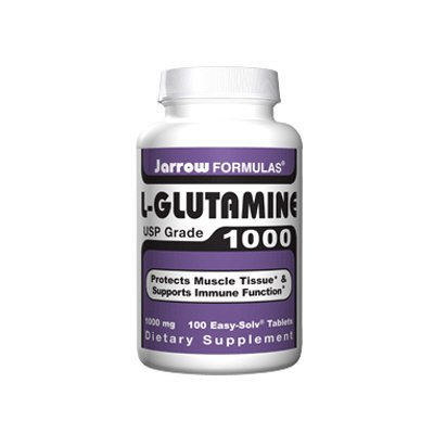 Jarrow Formulations Jarrow L-glutamine 1000mg, 100 Tablets, Health Care Stuffs