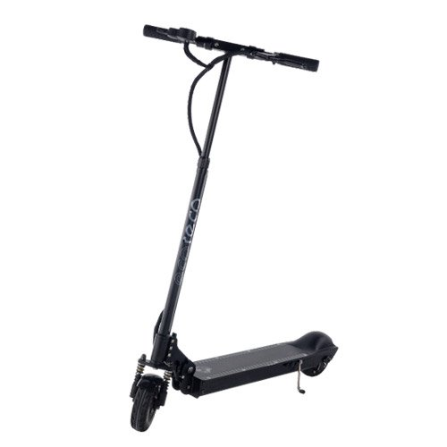 Price comparison product image EcoReco Corporation ESM30101S M3 Electric Scooter Black