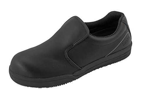 Chaussures Adulte Chef San Noir de Noir Mixte Sécurité 2 s2 Noir Slipper Sanita wIFaf8f