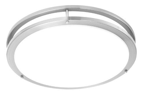 Thomas Lighting TD0003217 Parallel Led Ceiling Fixture, Brushed Nickel ()