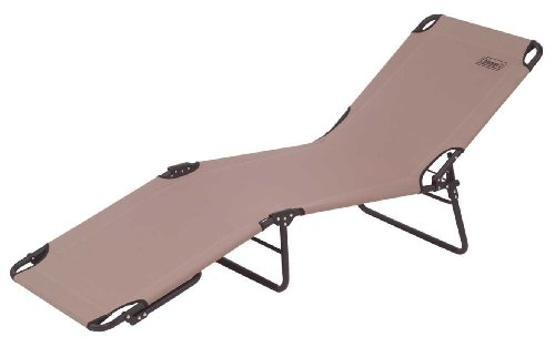 Coleman Converta Folding Cot - Folding Lounge Chair