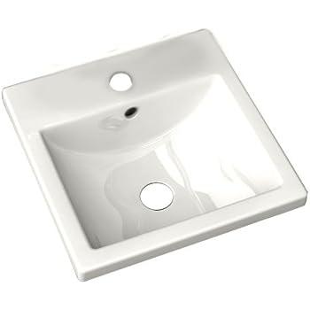 American Standard 642001 020 Studio Ceramic Undermount