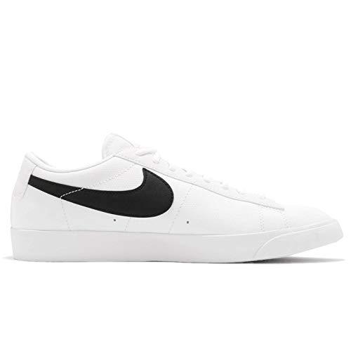 Multicolore Blanc Lthr Hommes 101 Blazer Chaussures Low Fitness Nike blanc Noir De 70qvtw