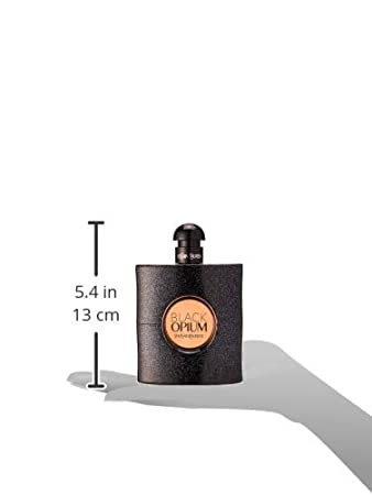 Amazoncom Yves Saint Laurent Eau De Parfum Spray For Women Black
