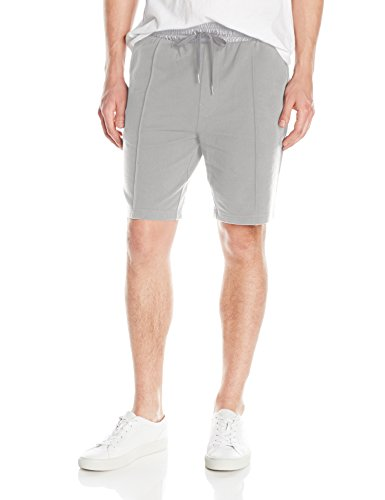 29 Cement (2(X)IST Men's Modern Classic Lounge Short, Cement Grey, Large)