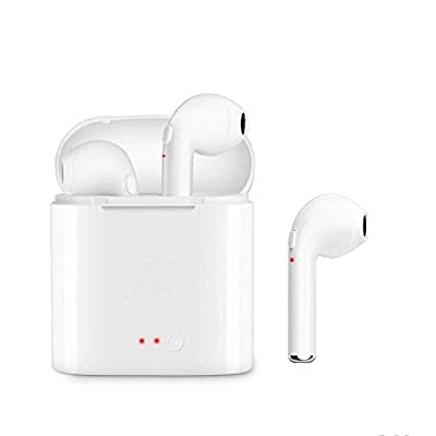 Wireless Earbuds Bluetooth Earphone with Microphone Charging Box Suitable…