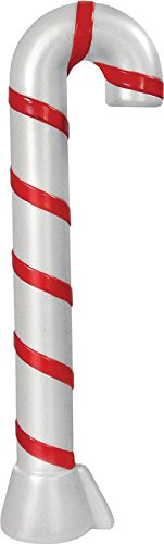 Candy Cane, 32-Inch (Decorations Plastic Mold Christmas Blow)