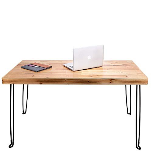 """Folding Wood Metal Desk 47"""" 