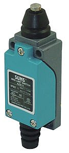 Suns International AZ-8111 AZ8 Series Push Plunger Actuator Snap Action Compact Limit Switch - 1 Item(s)