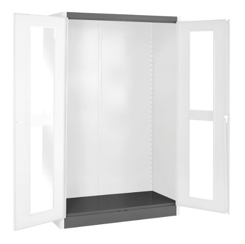 Edsal Gray Steel Cabinet Components for 7Y267 Gray Powder Coated Steel CV1283GY-A - 1 Each