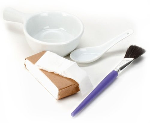 Paraffin Accessory Kit For Facial Treatment