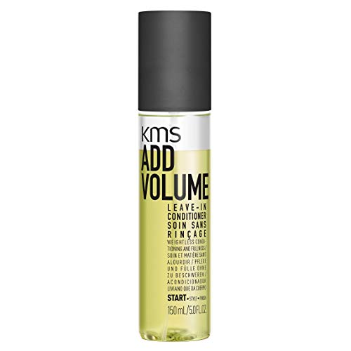 (KMS ADDVOLUME Leave-In Conditioner, 5 oz)