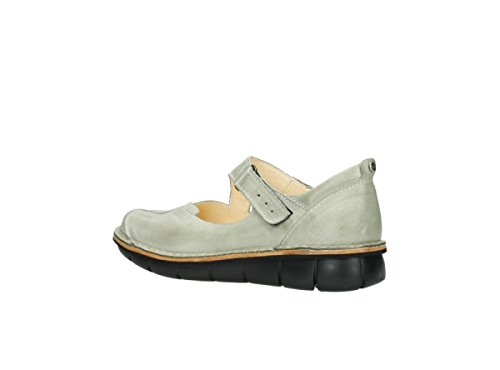 à 312 Bride Chaussures Cordoba Leather Comfort Wolky Offwhite qznREE