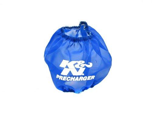 K&N KA-4093PL Blue Precharger Filter Wrap - For Your K&N KA-4093 Filter