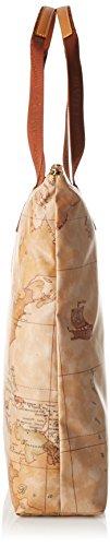 1a 41x42x10 Borsa Donna H Cm w L Beige Alviero Classe N274 Martini naturale X A Mano 5xnvqTAvW