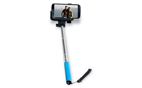 Selfie Stick Monopod with Build-in Bluetooth from A-Mire Offer Extendable Phone Holder with Bluetooth Shutters Remote Self-shooting Best for Travel for iPhone 6, iPhone 6 Plus, iPhone 5 5s 5c, Smartphone, Have the perfect picture Now! by Amire (Image #2)