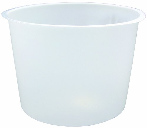 Bucket 5 Quart Metal Pail (Encore Plastics 5115 Plastic Pail Liner, 5-Quart)
