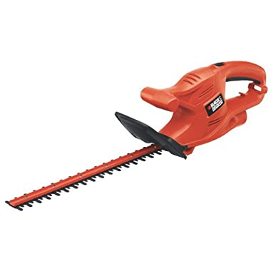Black & Decker TR117 3.2-Amp Hedge Trimmer, 17