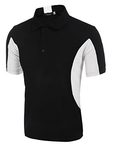 Hasuit Sleeve Contrast Shirts Performance