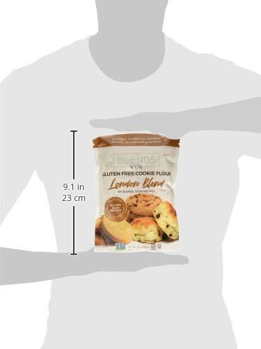 Blends By Orly Harina de Gluten mezclado personalizado Cookie libre-Londres mezcla - libre de Gluten para hornear harina para galletas, bollos y galletas ...