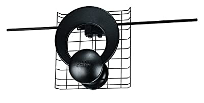Antennas Direct C2-V-CJM ClearStream 2-V Long Range UHF/VHF Indoor/Outdoor DTV Antenna with 20-Inch Mount
