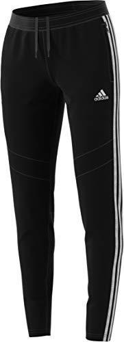 adidas Women's Tiro19 Training Pant, X-Large,Black/White S1906GHTT004W