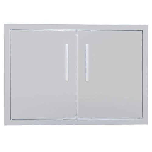 Signature Series 30'' Beveled Frame Double Door by SUNSTONE