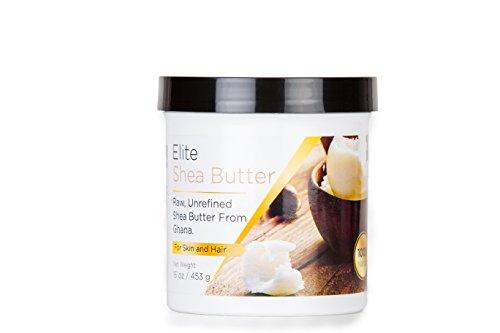 Elite Shea Butter: Raw Unrefined Shea Butter From Ghana. Rea