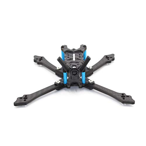 Wikiwand HGLRC Arrow 3 Hybrid FPV Racing Drone Durable Frame Kit for Mini Quadcopter by Wikiwand (Image #5)